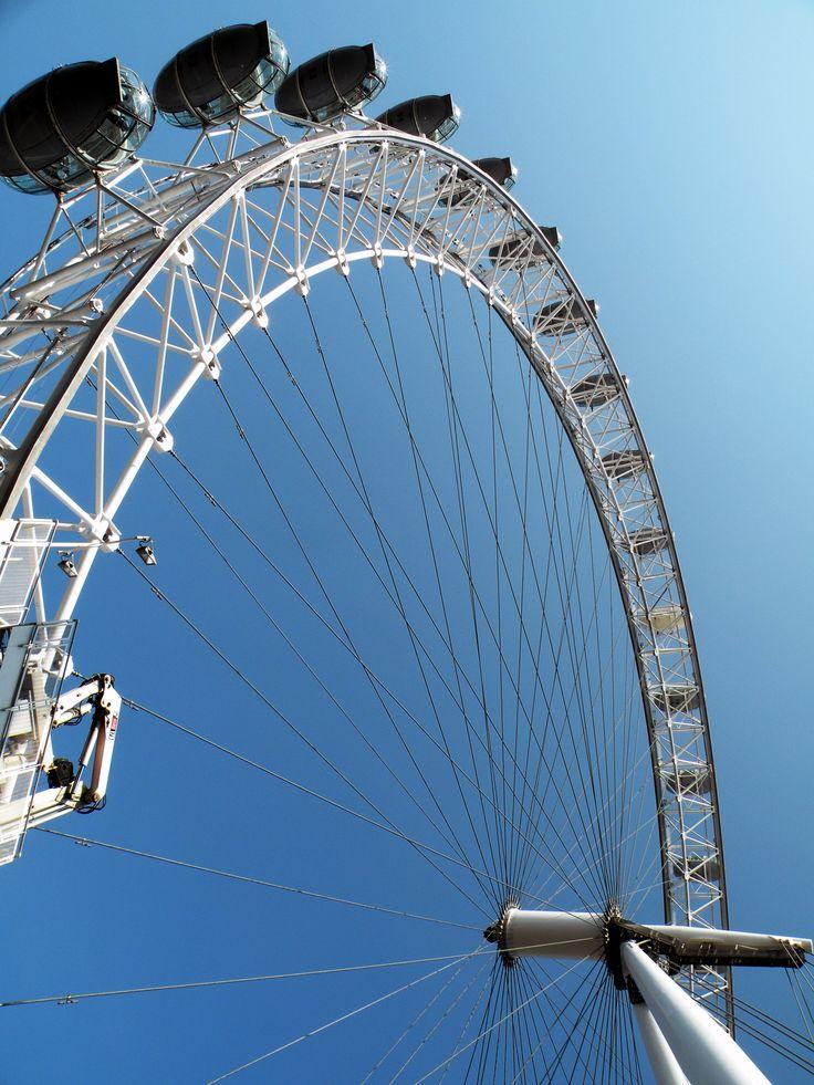 "Małgorzata Myrta ""London Eye"""