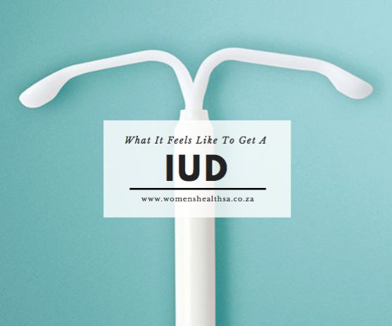 It only takes five minutes to get the contraceptive IUD inserted, but what does it feel like on the pain scale – during and after? Because we all want to know: Is it sore?!