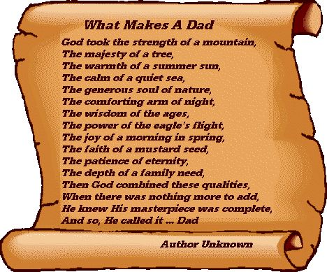 a tribute to my dad Mark, what a wonderful tribute to your dad and an encouragement to all of us with loved ones who still need to know christ personally god knows and has his plan god has used your dad and you in a mighty way.