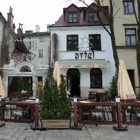 Kazimierz cafe & hotel - Krakow, Poland