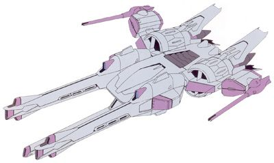 The METEOR (Mobile suit Embedded Tactical Enforcer) is a Mobile Suit support system used in the Cosmic Era timeline.