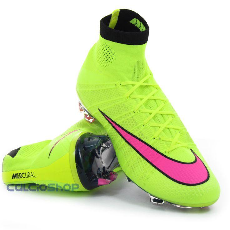 scarpe nike calcio mercurial uomo
