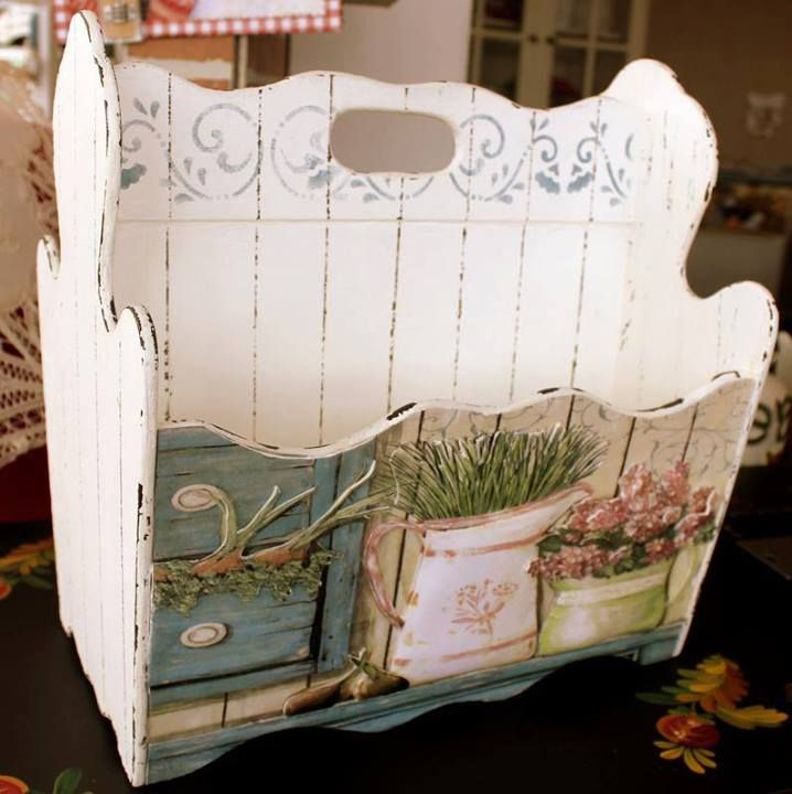 17 best images about decoupage on pinterest shabby chic workshop and do it yourself. Black Bedroom Furniture Sets. Home Design Ideas