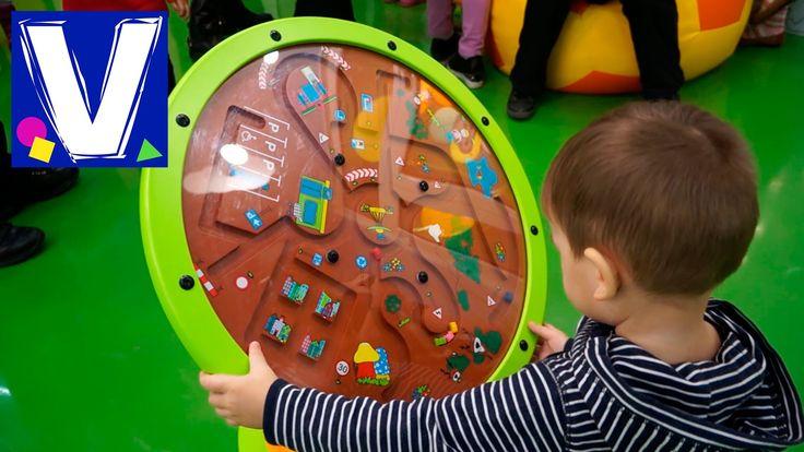 Развлекательный центр для детей. Играем и веселимся! Fun Center for kids. Спасибо, что смотрите мое видео! Ставьте лайки! Пишите комментарии! Подписывайтесь ...