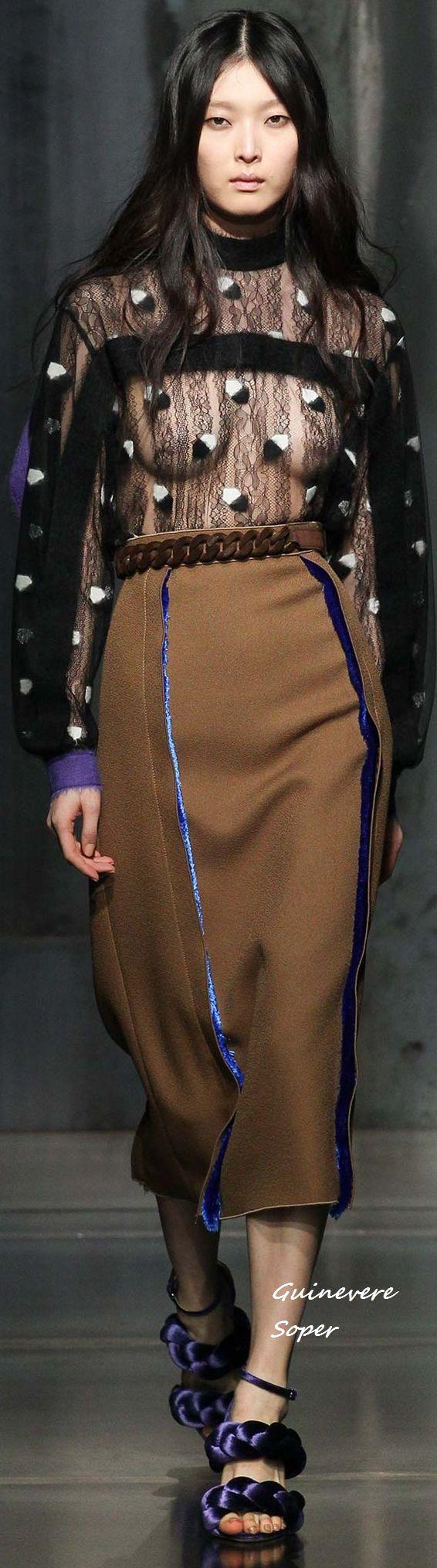 Marco de Vincenzo Fall 2015 RTW