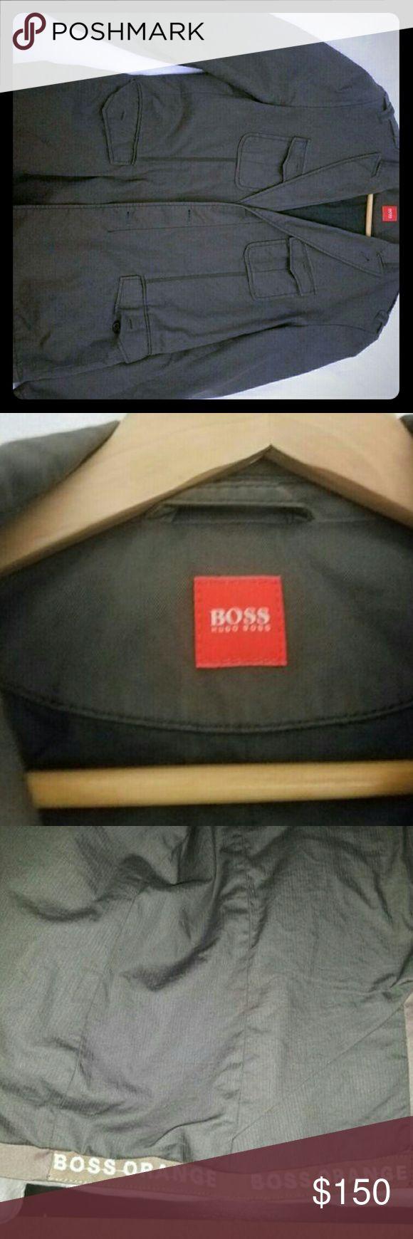 Hugo Boss Orange label jacket Hugo Boss jacket  Orange Label  Size 42R (L) NEW NEVER USED Hugo Boss Suits & Blazers Sport Coats & Blazers