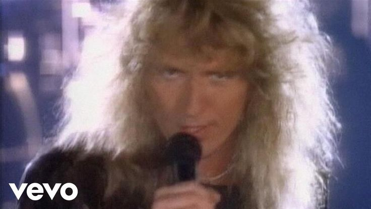 Whitesnake - Here I Go Again '87(I was born to walk alone.)