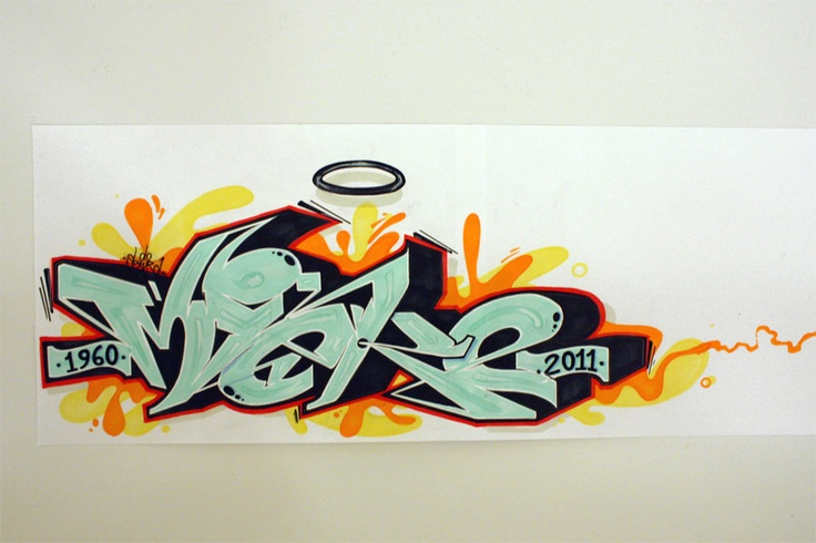 This one is for my mother by ~Setik01 on deviantART visit dopewriter.com to buy personal graffiti via paypal