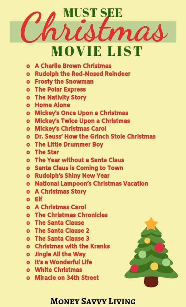 Advent Calendar Ideas For Christmas Money Savvy Living Classic Christmas Movies Christmas Money Classic Christmas