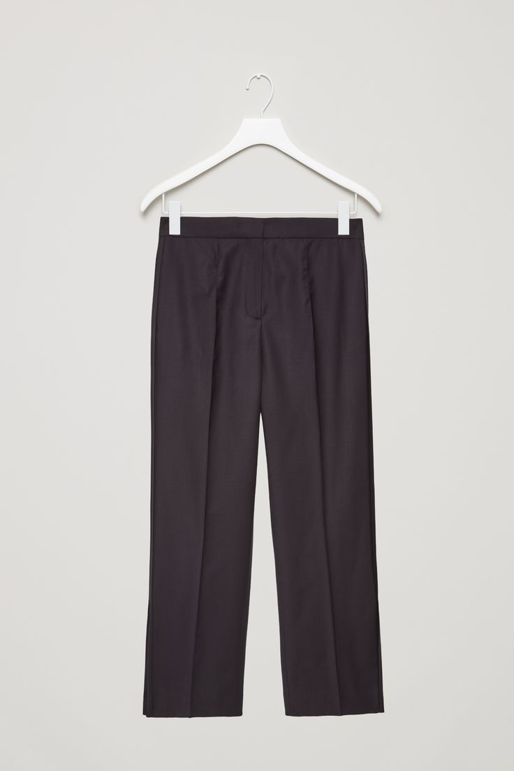 COS | Trousers with side slits