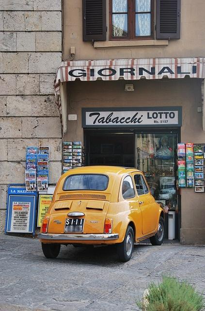 760 - Fiat 500 Moretti
