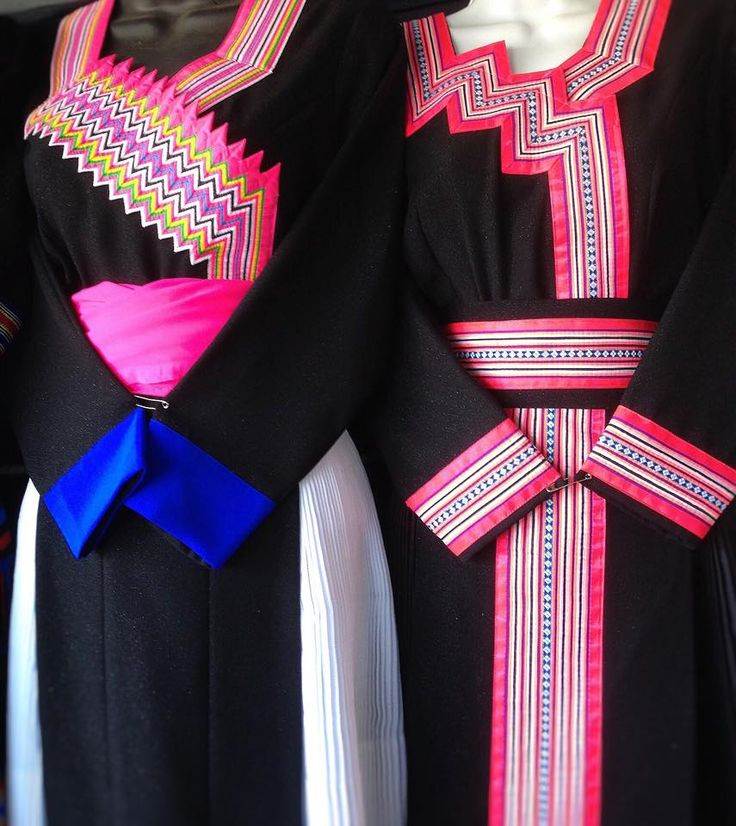Hmong clothing