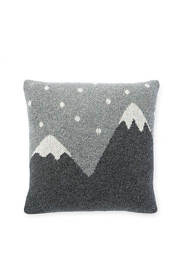 country road | fuji knit cushion