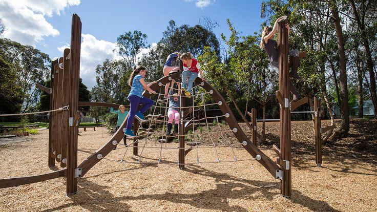 Artists Park Playground Australia