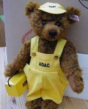 STEIFF LTD Edt Angelo ADAC Mechanic Yellow Angel New TEDDY BEAR VERY RARE 994531