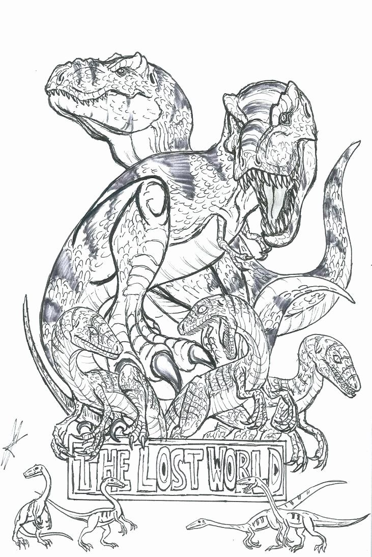 Jurassic Park Coloring Page Fresh Coloring Page Velociraptor Coloring Page Simple Funny In 2020 Dinosaur Coloring Pages Dinosaur Coloring Dinosaur Coloring Sheets