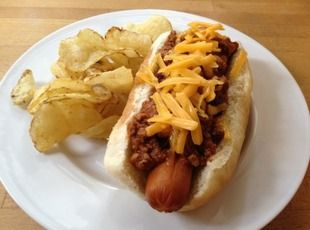 Papa Travis' Hot Dog Chili Recipe....dates back to 1930's and is still used today! - For my non Paleo weekly treat day!