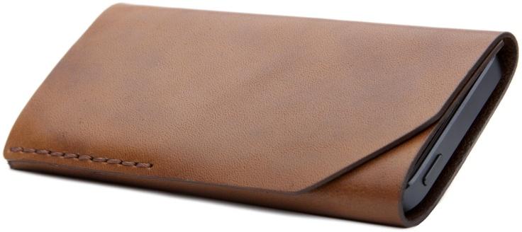 iPhone 5 Wallet - Bison Made