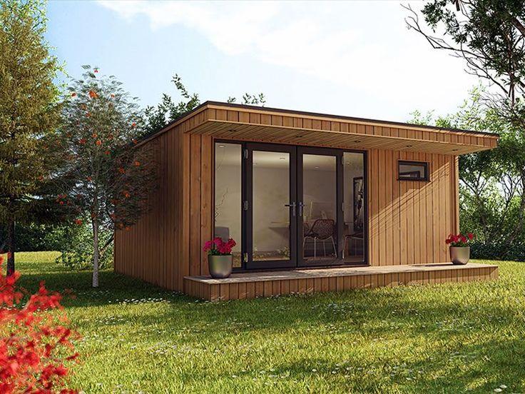 18 best Summer house garden office images on Pinterest Garden