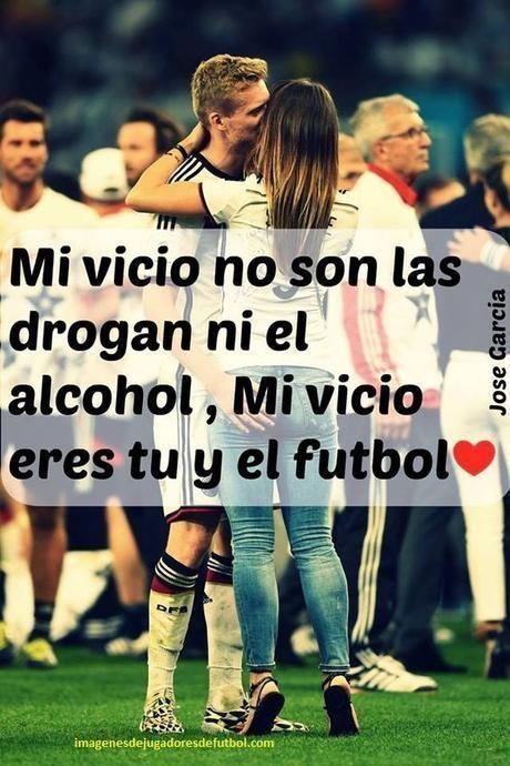 Resultado De Imagen Para Futbol Frases De Amor Mujeres