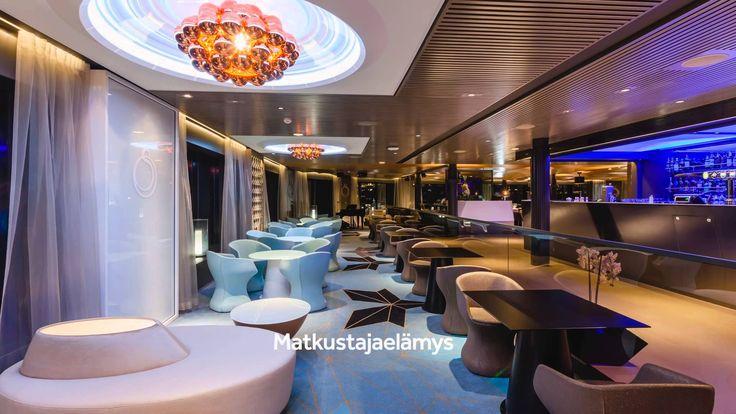Hotel and restaurant design / Hotelli- ja ravintolasuunnittelu