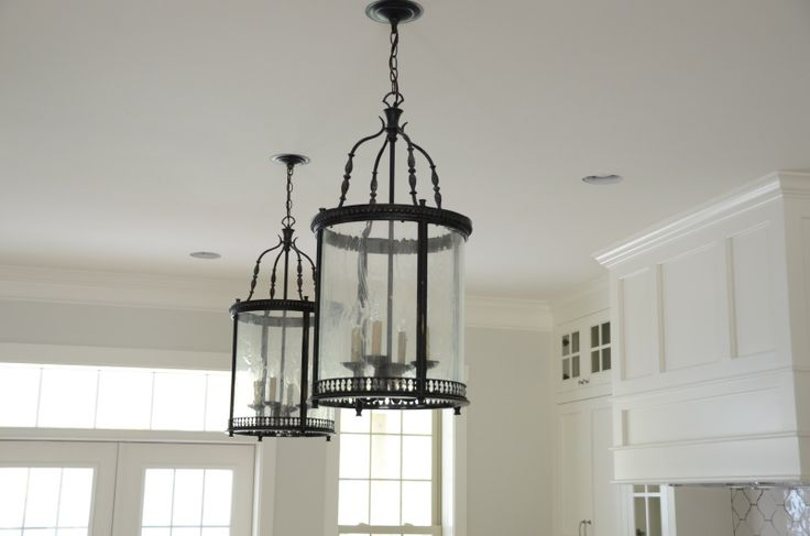 yes: Inside Decor, House Ideas, Amanda Carol, Hall Lights, Lights Ideas,  Belle, Foyers Lights, Houseish Ideas, Client Projects