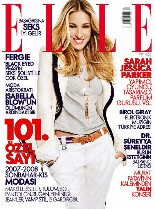 28 best Sarah Jessica cover images on Pinterest