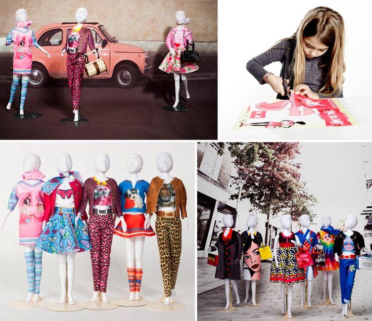 DressYourDoll, dress your doll, poppenkleertjes zelf maken, DIY,speelgoed voor meisjes, knutselen voor meisjes