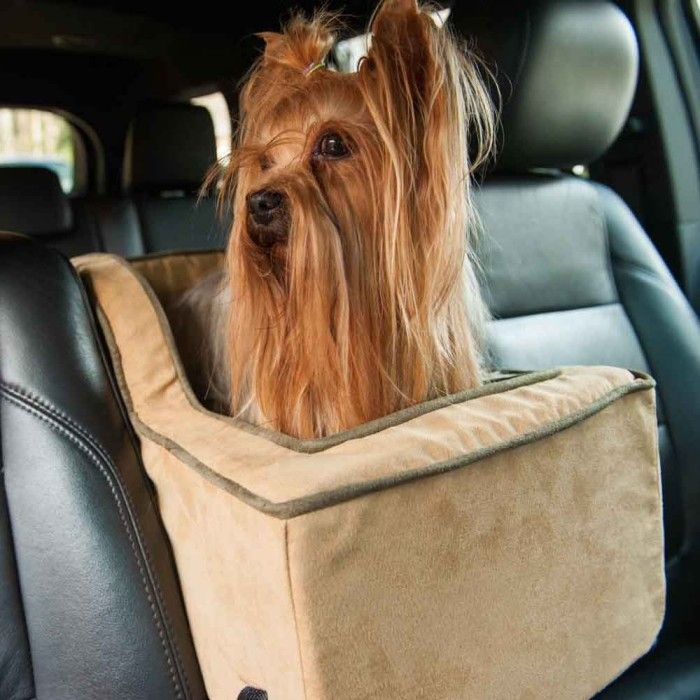 Whether you're riding around town, or around the country, let your dog enjoy the ride, sitting up smart in safety and comfort. Your best friend will enjoy the view in any one of a variety of Lookout or dog car seats from Snoozer.