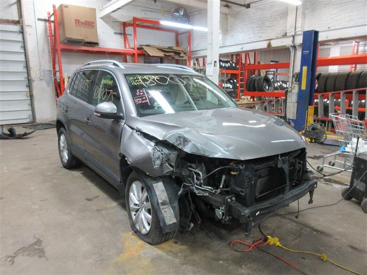 Parting out 2011 Volkswagen Tiguan – Stock # 180075 - Every part on this car is for sale! Click the pic to shop, leave us a comment or give us a call at 800-973-5506!