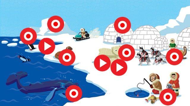 Filmpjes over de Noordpool