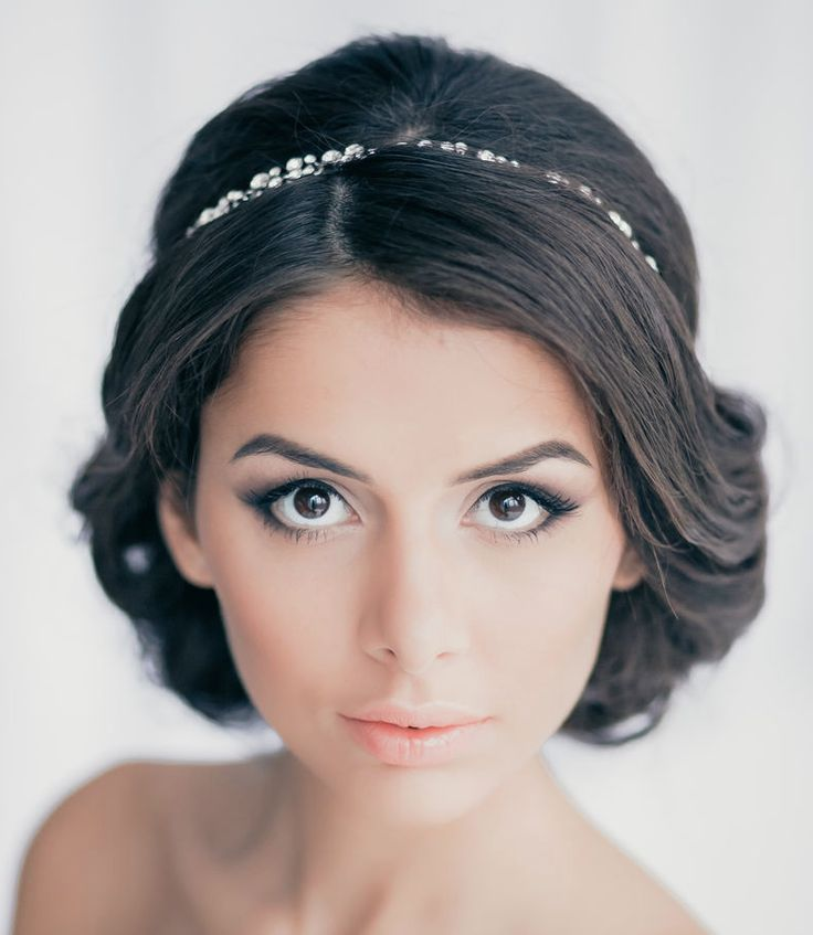This is how I want the front to look, probably with a little headband like that and down in the back (and not so loose on the
