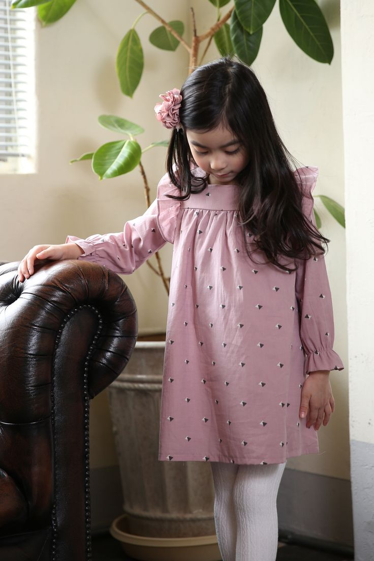 "Ozkiz ""MY FRILLS"" Dress. Perfect for F/W season 2016. OZKIZ, a Korean top brand for kids clothes and shoes collection, founded in 2010. Get it now on www.ozkiz.com Also available on www.amazon.com #오즈키즈 #아동원피스 #배우 #예쁜아기 #공주 #예쁜아기옷 #베이비그램 #엄마스타그램 #맘스토리 #아동복코디 #아동복쇼핑몰 #줌마스타그램 #옷추천 #인스타셀럽 #키즈패션 #딸스타그램 #소통 #예쁘니 #키즈맘 #ootd #kidsfashion #kidsactress #kidsstyle #Ozkiz #kidsmodel #princessdress #kidspartydress #partydress #kidseveningdress"