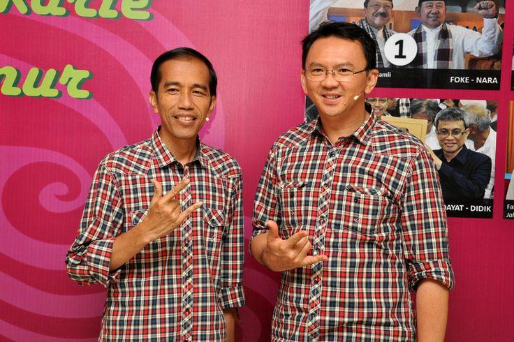 Jokowi-Ahok dan Gaya Kepemimpinan Mereka
