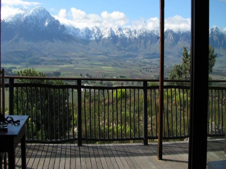 Nine Mount Bain: Moon Gazing Cabin - Bainskloof, South Africa