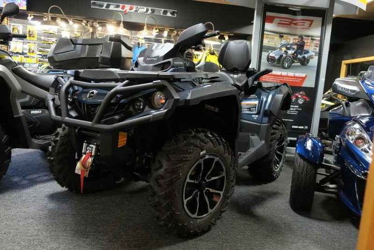 New 2017 Can-Am Outlander MAX LIMITED 1000R ATVs For Sale in Wisconsin. 2017 Can-Am Outlander MAX LIMITED 1000R, 2017 Can-Am® Outlander MAX LIMITED 1000R THE MOST LUXURIOUS RIDING EXPERIENCE For the rider who wants it all, we re got you covered. Featuring performance suspension, premium wheels, strategically placed controls, and unmatched versatility, the Outlander MAX LIMITED is the most luxurious ATV available. Features may include: 89-HP ROTAX 1000R V-TWIN ENGINE CATEGORY-LEADING…