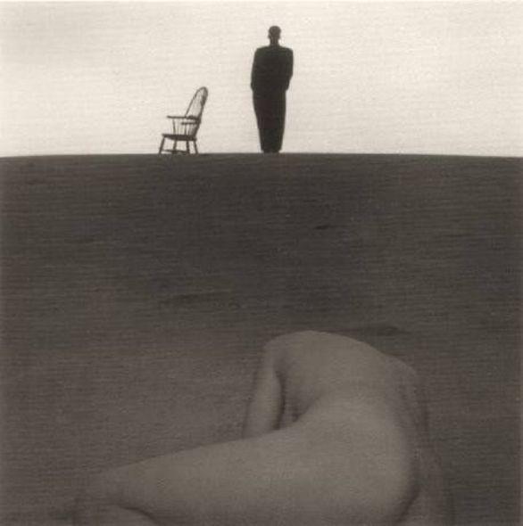 Shoji Ueda (1913 - 2000) -Theatre of the Dunes