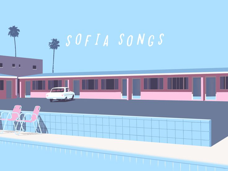'Sofia Songs' is released by Super Fan 99 Records to coincide with the release of The Beguiled.