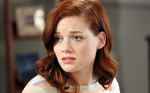 Jane Levy - perfect redhead
