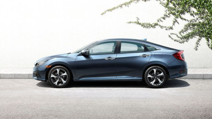 2016 Honda Civic Sedan Overview - Official Site