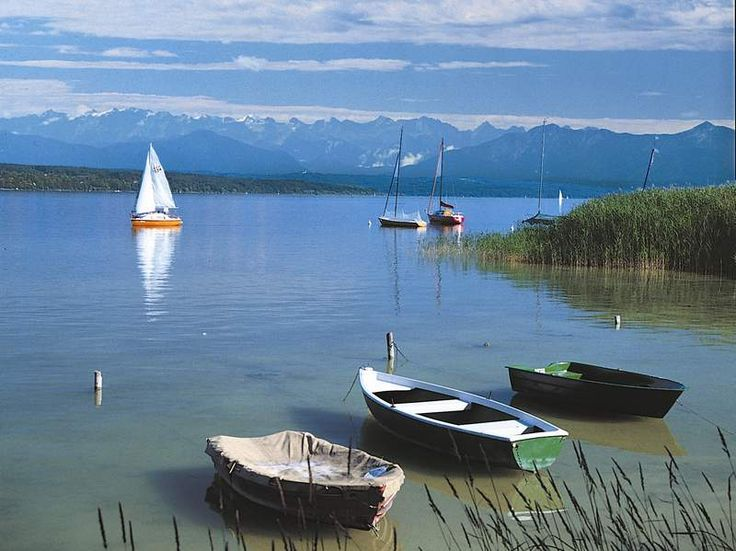 Ammersee * Bavaria * Germany