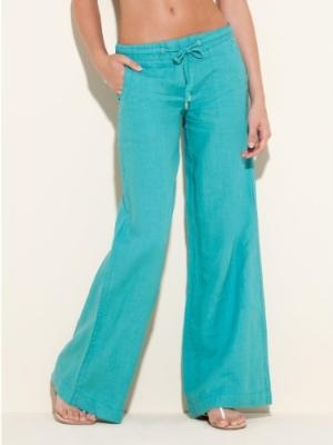 .Colored Pants, Colors Pants, Palazzo Pants, Linen Pants, Linens Palazzo, Blue, Linens Pants, Summer Pants, Work Pants