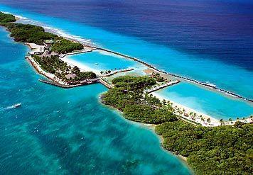 Renaissance Resort Private Island, Aruba