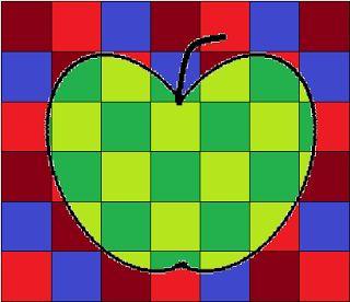 Artistry of Education: Apple Patterning Freebie -- Back to School #4