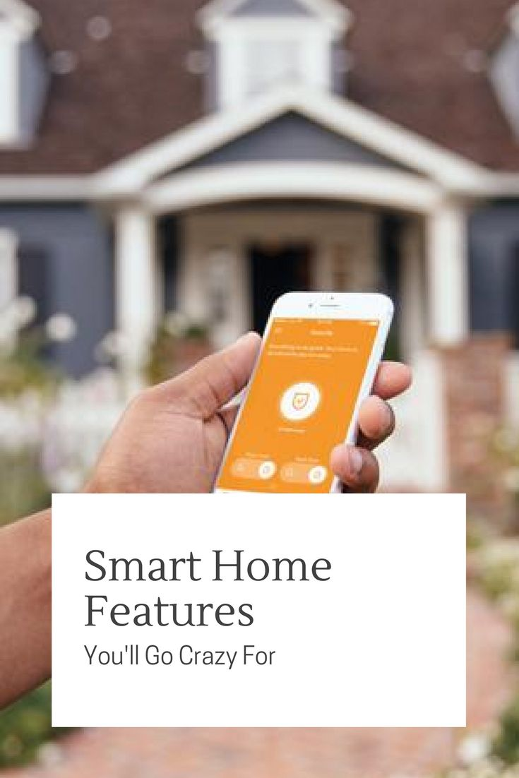 With the rise of technology, it's hard to imagine life without it. If you love your tech, why not use it within your home? We have great smart home features for you!