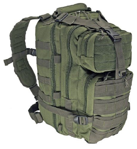 Tactical Backpacks - Pin it :-) Follow Us :-)) zCamping.com is your Camping Product Gallery ;) CLICK IMAGE TWICE for Pricing and Info :) SEE A LARGER SELECTION of tactical backpacks  at http://zcamping.com/category/camping-categories/camping-backpacks/tactical-backpacks/ -  tactical, hunting, bags, camping, backpacks, camping gear -  LEVEL III TACTICAL BACKPACK- OD GREEN- MOLLE STRAPS « zCamping.com