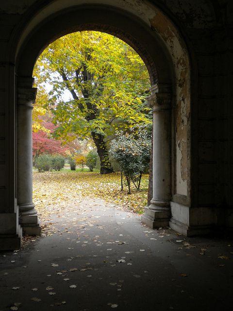 viale I maggio, Giardini reali bassi, Torino