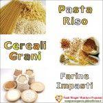 Punti Weight Watchers Pasta Riso Cereali Farina, Mangia senza Pancia