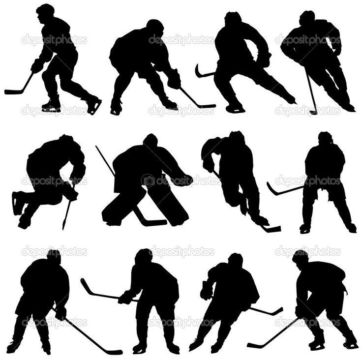 Картинки по запросу спорт хоккей вектор