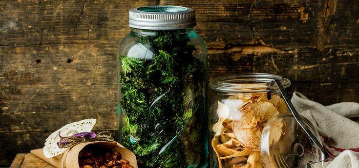 Grønnkålchips | Oppskrift på Lises blogg